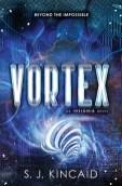 Vortex by S.J. Kincaid