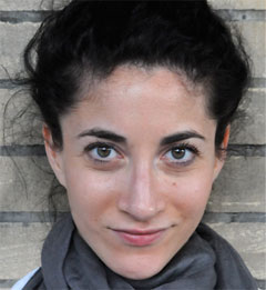 Lauren Oliver author photo