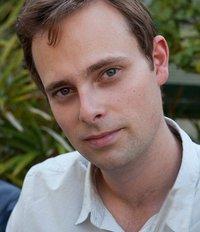 Author Ransom Riggs