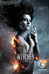 Witches of East End Madchen Amick Lifetime