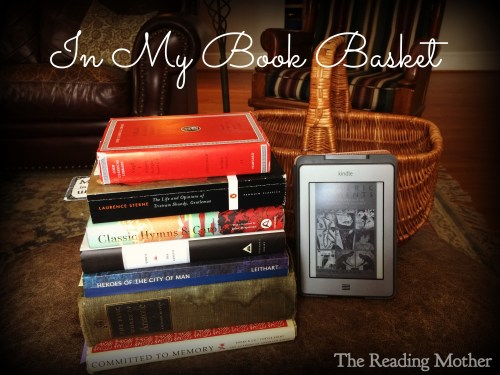 In My Book Basket February 2015 | The Reading Mother