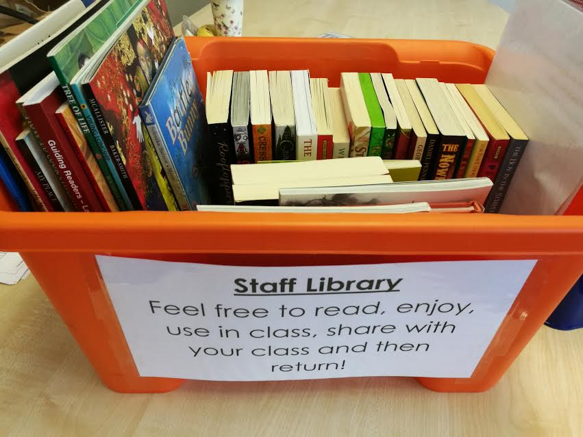 staff library