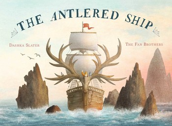 antlered ship front cover