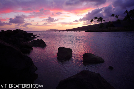 thereafterish, day in the life, hawaii living, hawaii life, hawaiian sunset, hawaii sunset