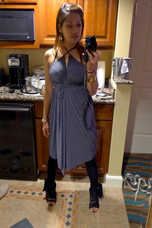 Emami Limitless Dress, Convertible Dress, OOTD