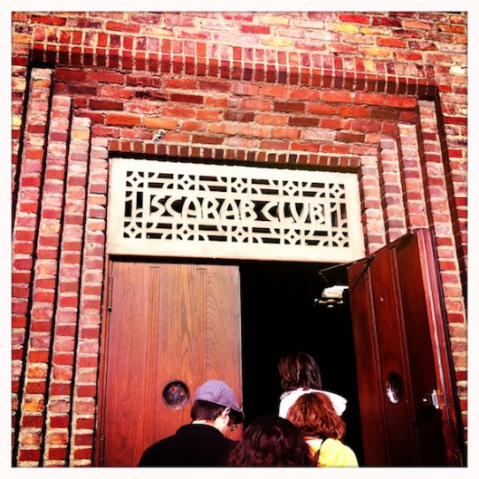 Detroit Historical Society, Detroit Historical Tours, The Scarab Club