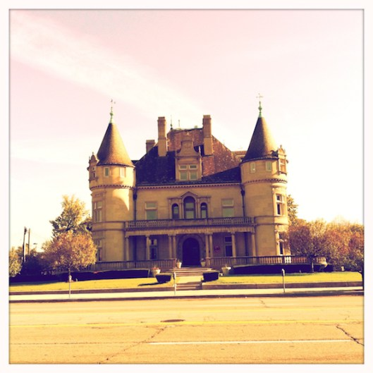 Detroit Historical Society, Detroit Historical Tours, Col. Frank Hecker House