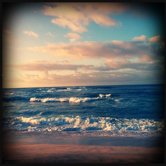 Jan Photo a Day, Instagram, Hawaii Sunset, Sunset Beach, Oahu Living