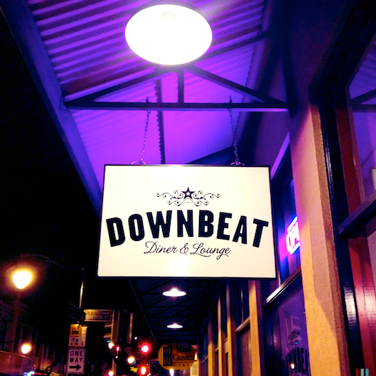 Downbeat Diner, Honolulu eating, Chinatown Honolulu, Hawaii Living