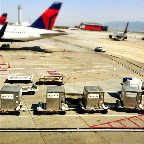 thereafterish., insta-travel, Delta Food Containers, SLC Travel