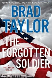 The Forgotten solider BRad Taylor