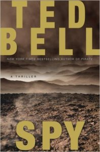 Ted Bell Spy