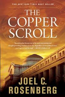 Joel Rosenberg The Copper scroll