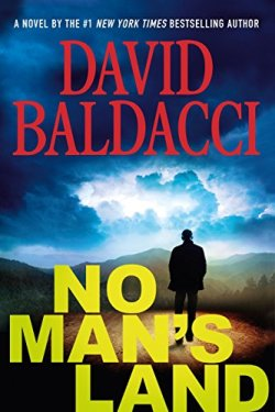 David Baldacci No Man's Land.jpg