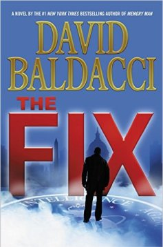 David Baldacci The Fix