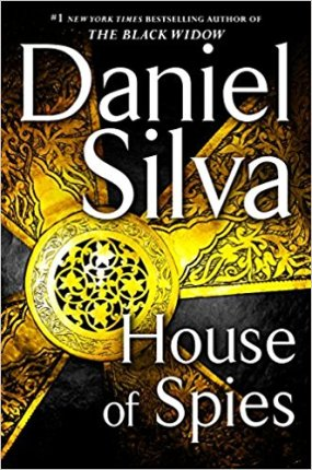 Daniel Silva House of spies.jpg