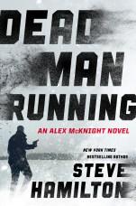 DEAD MAN RUNNING official cover