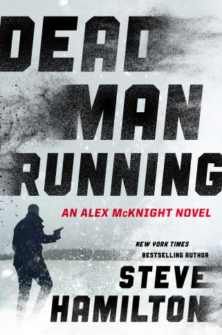 DEAD MAN RUNNING official cover