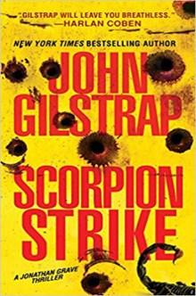 Scorpion Strike Hardcover