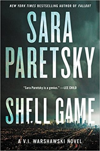 A Book Spy Review: 'Shell Game' by Sara Paretsky – The Real