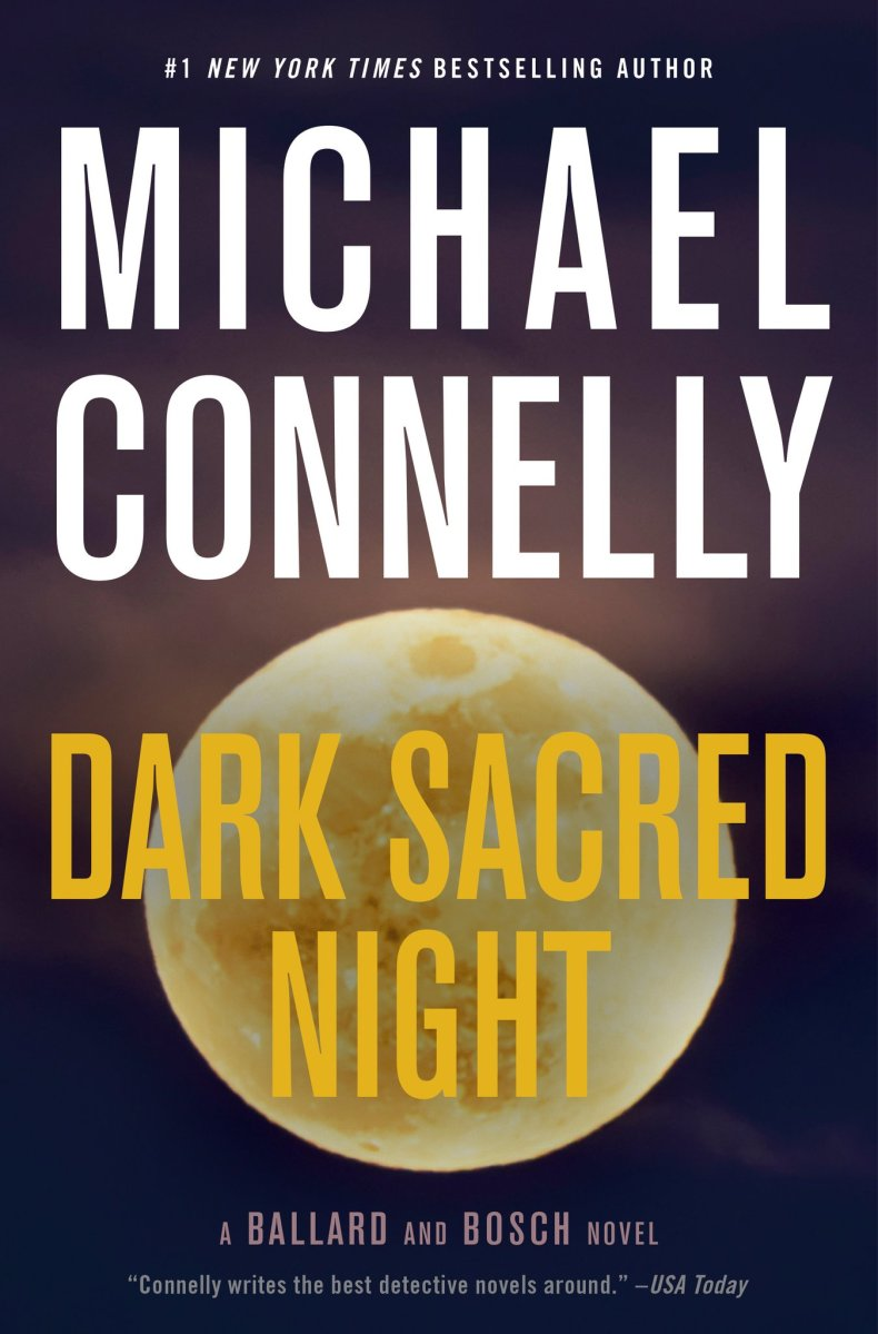 latest book by michael connelly