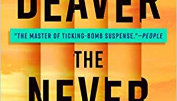 THE NEVER GAME: Five Questions with Jeffery Deaver – The Real Book Spy