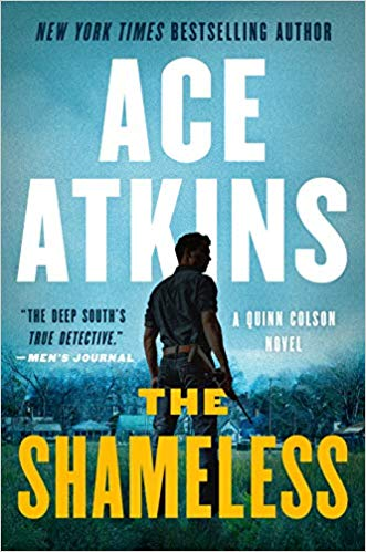 Ace Atkins' Ninth Quinn Colson Novel Announced (with Details