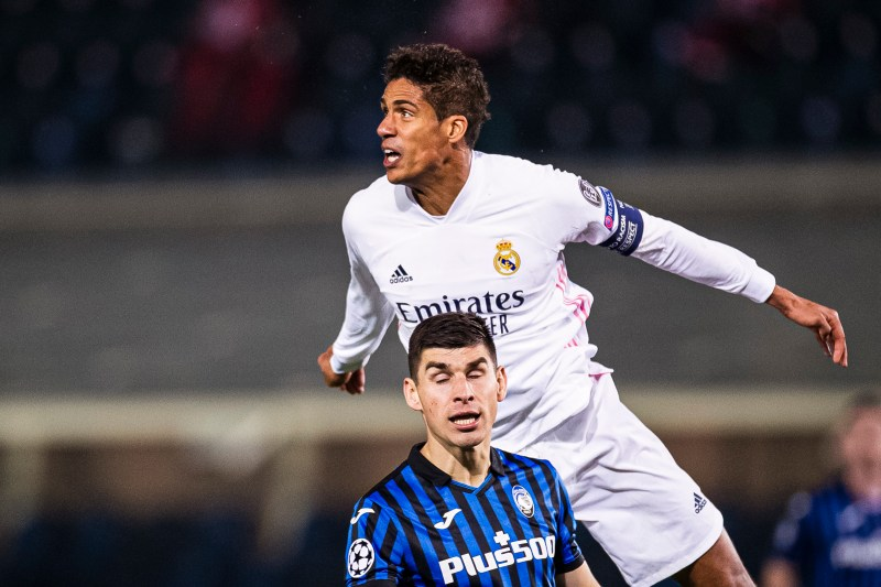 Real Madrid vs. Liverpool: The best defensive lineup without Varane