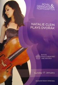 Natalie Clein plays Dvořák