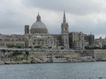 Valletta from ferry departure point