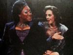 Sandra Marvin and Verity Rushworth