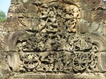Preah Khan carvings