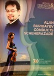 Alan Buribayev conducts Scheherazade