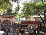 Arrival in Rishikesh