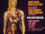Goldfinger poster