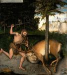 The Arcadian Deer