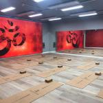 Hot Yoga studio