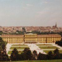 Lockdown Armchair Travel – Austria – Vienna in 1989