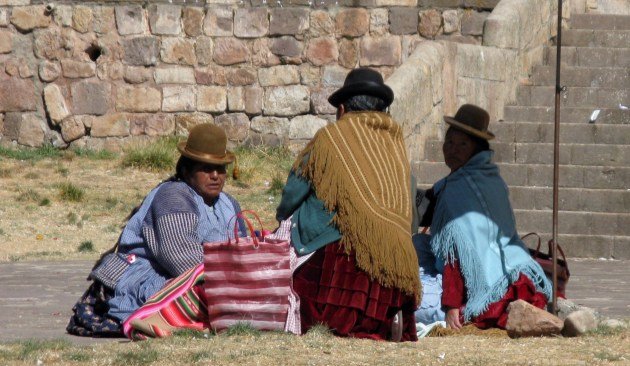 Bolivian Ladies