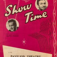 Theatre Memories – What I Learned from my First Ten Shows – 1967 to 1971