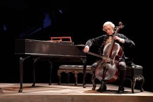 C P E on the Cello