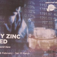 Review - My Zinc Bed, Royal and Derngate, Northampton, Tuesday 2nd March