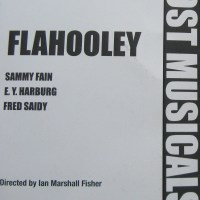 Review – Flahooley, Lost Musicals, Lilian Baylis Studio, Sadlers Wells, 13th May 2012