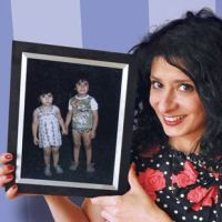 Review – Shappi Khorsandi, Me and My Brother in our Pants Holding Hands, Royal and Derngate, Northampton, 5th May 2012