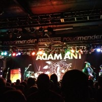 Review – Adam Ant at the Roadmender, Northampton, 20th July 2012