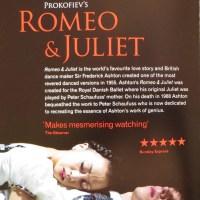 Review – Romeo and Juliet, Peter Schaufuss Ballet, Derngate, Northampton, 9th September 2013