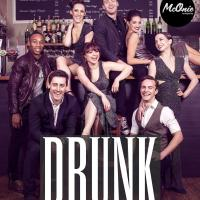Review – Drunk, McOnie Company, Leicester Curve Studio, 28th January 2014