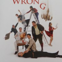 Review – The Play That Goes Wrong, Royal and Derngate, Northampton, 12th May 2014