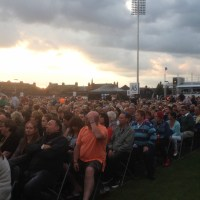 Review – Sir Tom Jones at Northants Cricket Ground, 9th July 2014