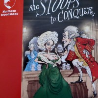 Review – She Stoops To Conquer, Northern Broadsides, Oxford Playhouse, 23rd September 2014